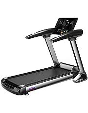 BABYCOW Katlanır Koşu Bandı, 1,0-12 KM/H LCD Ekran, Kardiyo Fitness Koşu Egzersizi Katlar Ev Ofis Fitness Ekipmanları