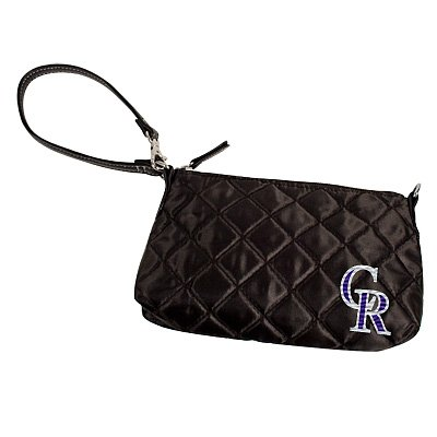 MLB Colorado Rockies Quilted Wristlet ()