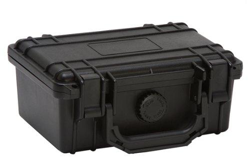T.Z. Case International Cape Buffalo Molded Utility Case, Black, 7.5-Inch (Cape International)