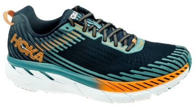 Hoka One One Men's Clifton 5 Black Iris/Storm Blue for sale  Delivered anywhere in Canada