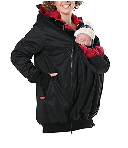 GAMT 4 in 1 Jacket Coat Kangaroo Sweater Wind-proof and Waterproof Hoodie - Kangaroo Proof