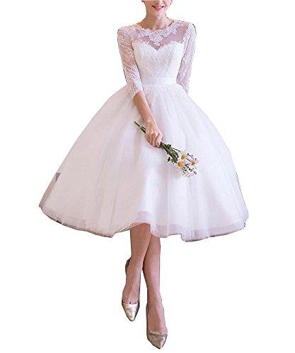 耳関係する気配りのあるLafee Bridal DRESS レディース