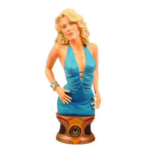 Cylon 6 Costume (Battlestar Galactica: Blue Dress Six Bust)