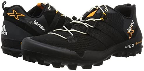 Contratación club Anillo duro  adidas Men's Terrex X-King Trail Running Shoe, Black, 5.5 AU:  Amazon.com.au: Fashion