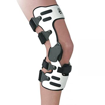 701b0abade Image Unavailable. Image not available for. Color: Ossur Flex Sport OTS  Ligament Knee Brace for PCL Injury