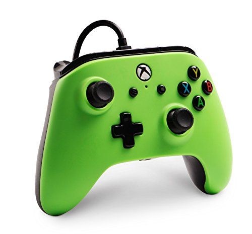 PowerA Enhanced Wired Controller for Xbox One - Green 2