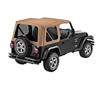 Bestop Sailcloth Replace-a-Top Soft Top with Tinted Windows