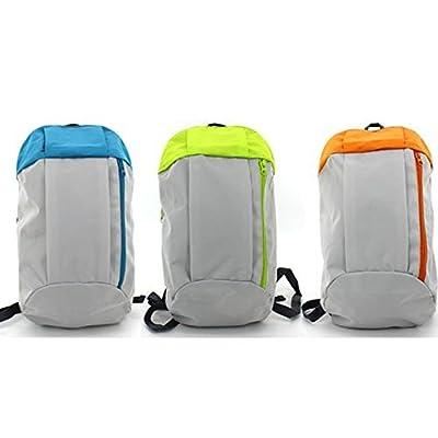 Simply Waterproof Backpack for Men Summer children's backpacks Color Blue Green Orange Bag