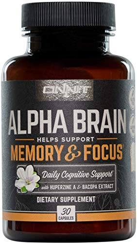 ONNIT Alpha Brain 30ct Concentration product image
