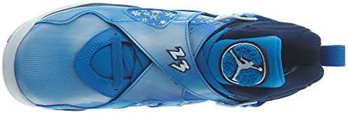 Jordan Nike 8 Retro Snow Blizzard (GS) Garçons/Filles
