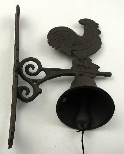 Large Rooster (Iron Doorbell)