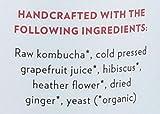 Boochcraft, Kombucha Grapefruit Hibiscus