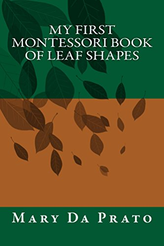 My First Montessori Book of Leaf Shapes