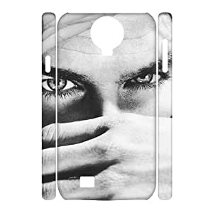 Fggcc The Vampire Diaries Pattern Hard Back Case for 3D SamSung Galaxy S4 I9500,The Vampire Diaries S4 Case (pattern 6)