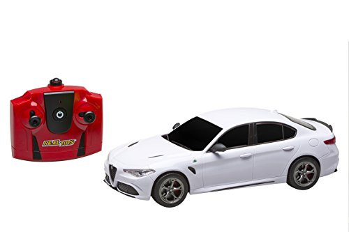 Reel Toys Reeltoys2169 1:24 Scale Alfa Romeo Giulia Quadrifoglio Model Car