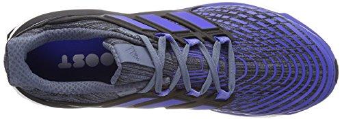 adidas Energy Boost M, Scarpe Running Uomo Blu (Rawste/Hirblu/Cblack Rawste/Hirblu/Cblack)