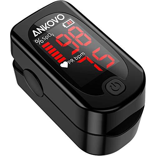Pulse Oximeter Fingertip ANKOVO