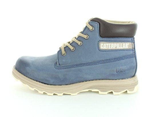 Caterpillar Mens Grundare Polera Brights Chukka Boots Lager Havet