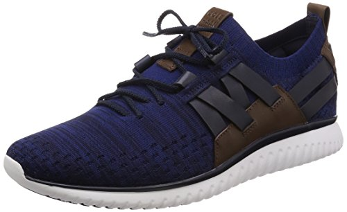 Cole Haan Grand Motion Wovenstitch Uomo Scarpe Blu