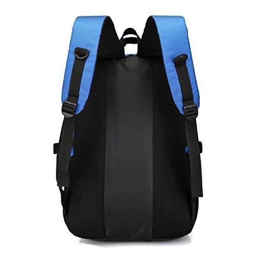 Estudiante Del Del Los Bolso Hombro De Manera La Bolso Blue De De Deportes 5p4xgdwgq