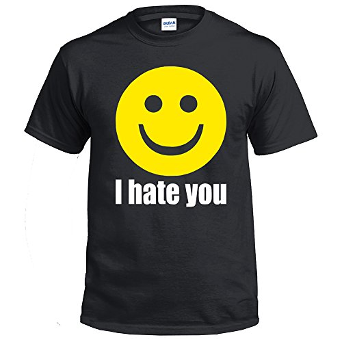 Fresh-Tees-I-Hate-You-Smiley-Face-Emoji-shirt-Funny-shirt-Humor-T-shirt