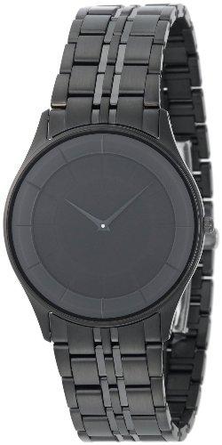 Citizen Men's AR3015-53E Eco-Drive Stiletto Black Dress Watch
