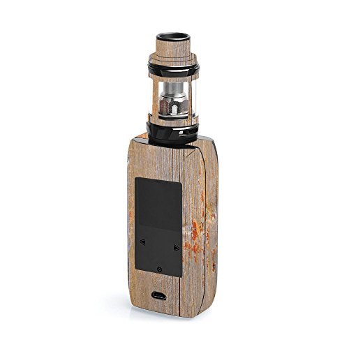 MightySkins Skin for Vaporesso Revenger X - Barnwood | Protective, Durable, and Unique Vinyl Decal wrap Cover | Easy to Apply, Remove, and Change Styles | Made in The USA