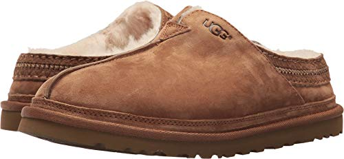 UGG Men's Neuman Clog, Chestnut, 11 M US