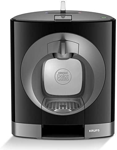 Cafetera Dolce Gusto Negra Krups