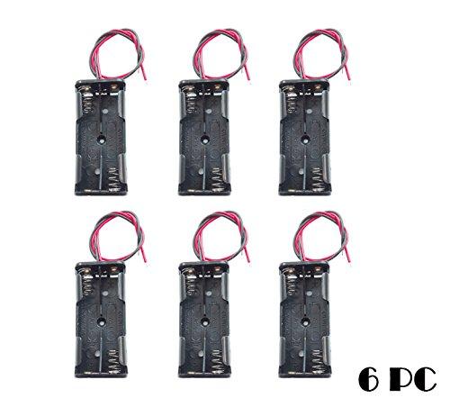 Plastic Battery Holder - 7