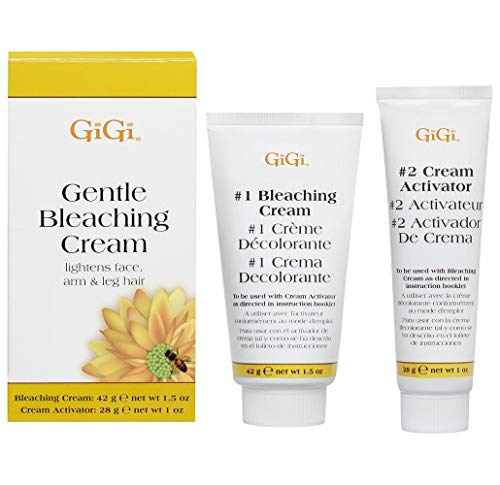 GiGi Gentle Bleaching Cream Set