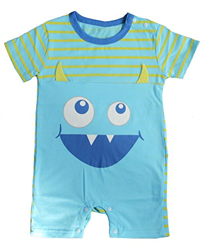 Style (Blue Monster Costumes Toddler)