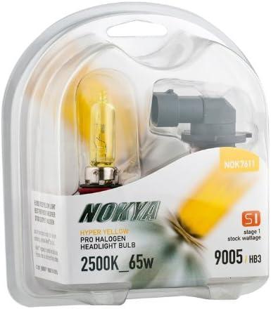 Nokya 9005 JDM Yellow Light Bulbs NOK7611