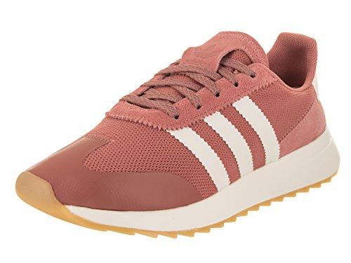 Adidas Originals Women's Flb W Sneaker, Raw Pink/White/Crystal White, 6.5 Medium US