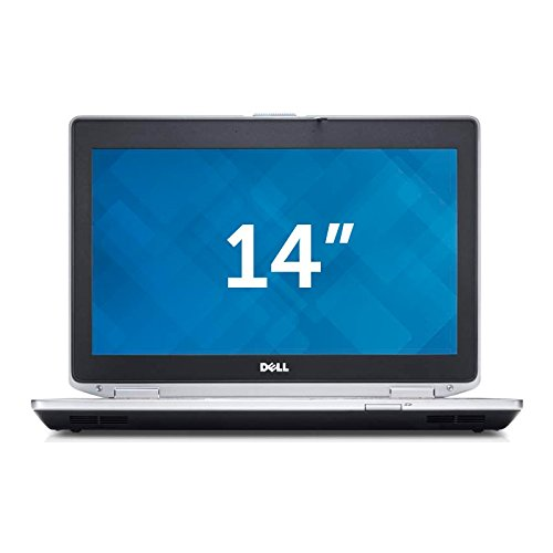 Dell Latitude E6430 14.1-Inch Business Laptop PC, Intel Core i5 2.6GHz Processor, 8GB DDR3 RAM, 320GB HDD, DVD, Windows 10 Professional (Renewedd)