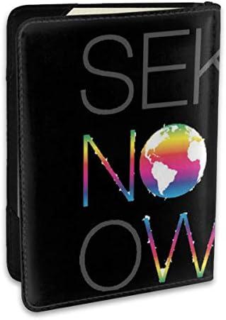 SEKAI NO OWARI 音楽 パスポートケース パスポートカバー メンズ レディース パスポートバッグ ポーチ 収納カバー PUレザー 多機能収納ポケット 収納抜群 携帯便利 海外旅行 出張 クレジットカード 大容量