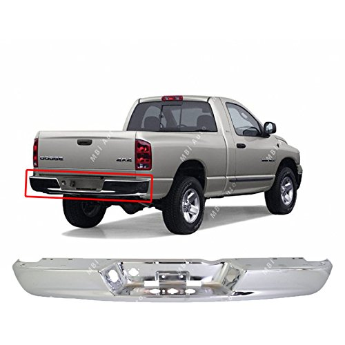 04 dodge ram rear bumper - 5