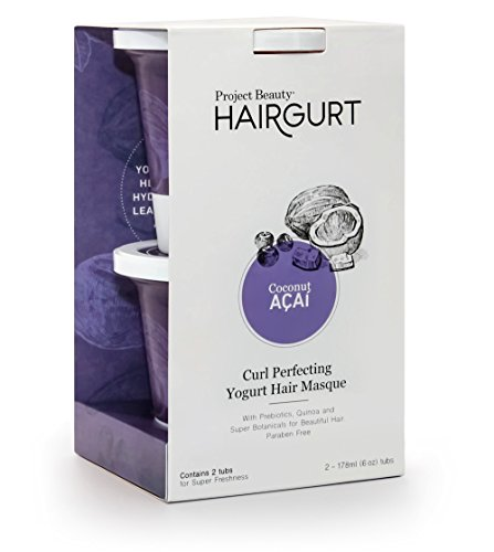 Hairgurt Intense Repair Deep Conditioner Yogurt...