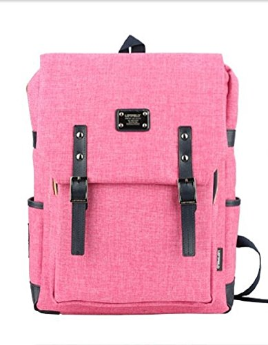 Urmiss(TM) Men Vintage Oxford Backpack Girls School Bag Boys Casual Laptop Rucksack Travel Daypack by Urmiss