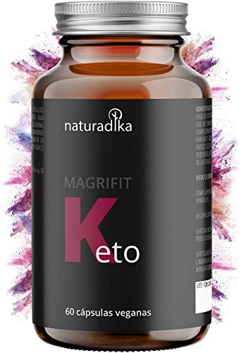 MAGRIFIT KETO – Quemagrasas para dietas cetogénicas