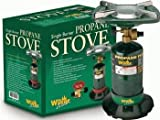 Compact Single-Burner Propane Stove