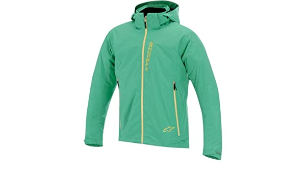 Vermillion//Orng Choose Size ALPINESTARS Scion 2L Waterproof Motorcycle Jacket