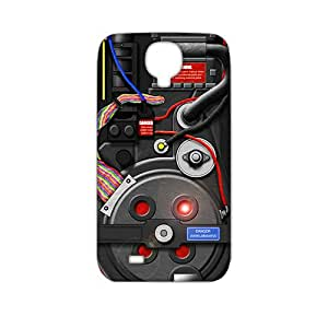 KJHI Ghostbusters 3D Phone Case for Samsung Galaxy S4