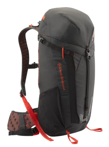 Black Diamond Bolt Backpack, Coal, Small/Medium