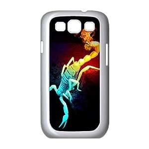 Hjqi - Customized Scorpion Phone Case, Scorpion DIY Case for Samsung Galaxy S3 I9300
