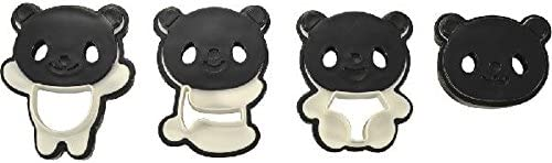 Panda Face 102 Cookie Cutter Set