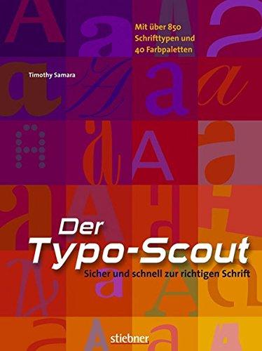 Der Typo-Scout: Sicher und schnell zur richtigen Schrift