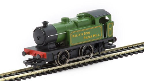 Hornby R3496 Railroad 0-4-0 'Kelly & Son Paper Mill'