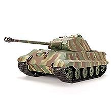 Frontier Heng Long 1/16 2.4G 3888-1 German King Tiger Battle Tank