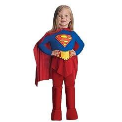 In Fashion Kids Deluxe Supergirl Costume – Girls Superhero Costumes